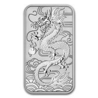 Srebrna moneta   Dragon  1 oz   2018  r (Australia)